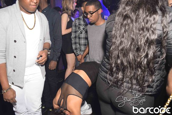 Sex, Lies & Cognac inside Barcode Nightclub Toronto 55