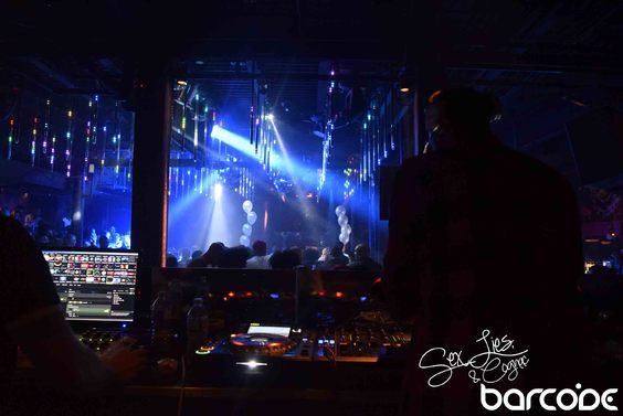Sex, Lies & Cognac inside Barcode Nightclub Toronto 71