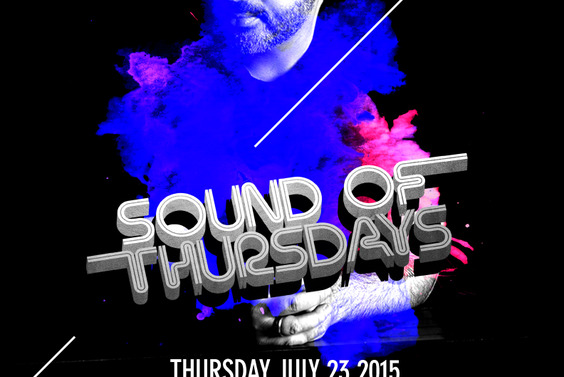 Sound Of Thursday July 23rd w/Nathan Barato