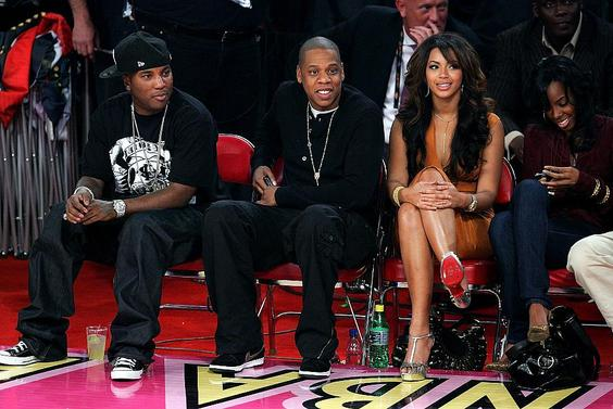 Beyonce - NBA All-Star Weekend-07