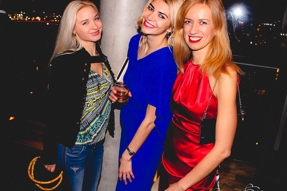 Grey Goose Fashion Week Closing Party