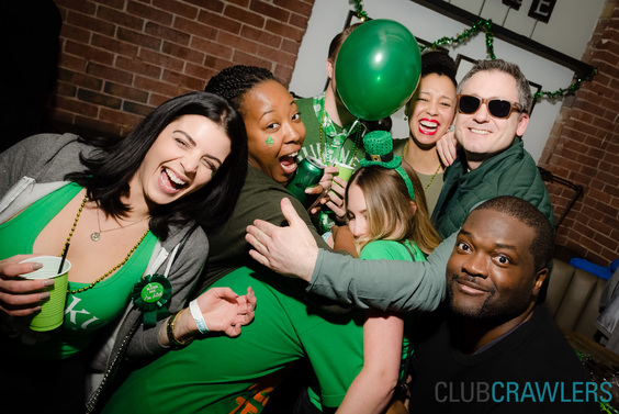 St. Patty's Day Pub Crawl