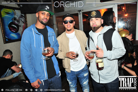 TrapCODE LatinCODE Orchid Nightclub Hip Hop Latin Toronto Nightlife 022