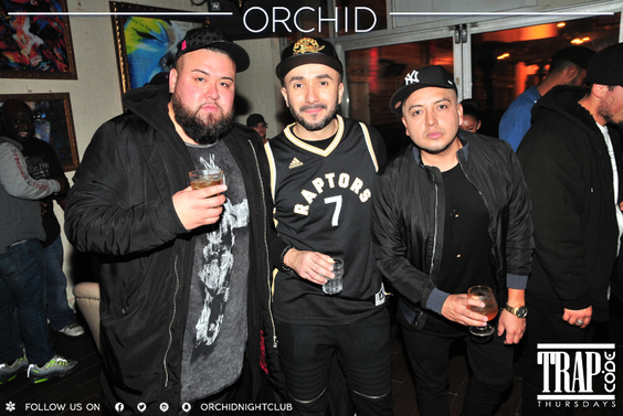 TrapCODE LatinCODE Orchid Nightclub Hip Hop Latin Toronto Nightlife 025
