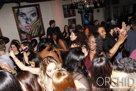 Orchid Nightclub friday nightlife toronto bottleservice 024