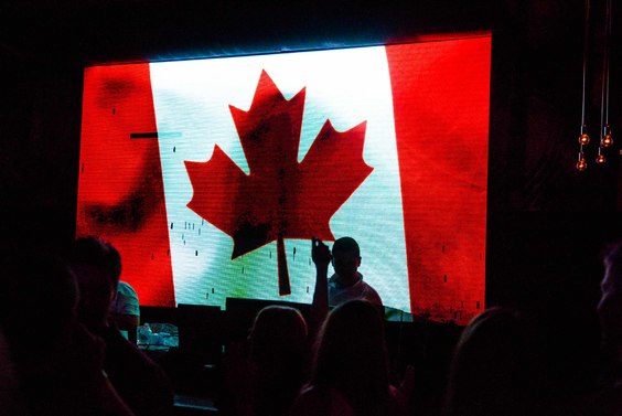 Social Saturdays: Canada Day