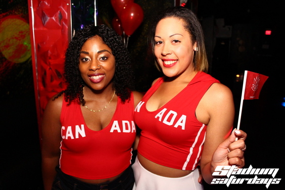 Stadium Saturday: Canada Day