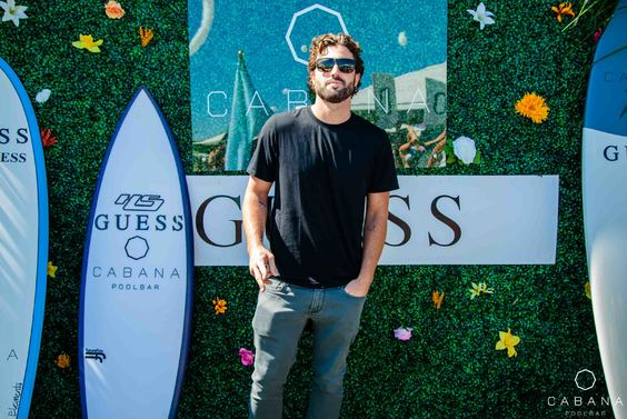 Splash Saturdays: Brody Jenner
