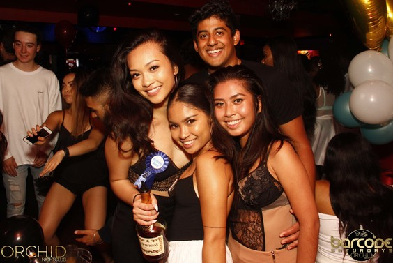Barcode Saturdays toronto orchid nightclub nightlife hiphop reggae latin bottle service ladies free 041