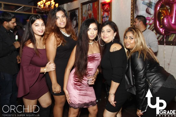 Orchid fridays nightclub nightlife toronto bottle service 001