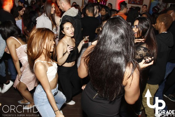 Orchid fridays nightclub nightlife toronto bottle service 003