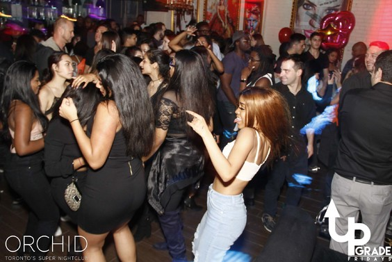 Orchid fridays nightclub nightlife toronto bottle service 011