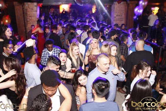 Barcode Saturdays New YEars Eve NYE Toronto Orchid Nightclub Nightlife bottle service ladies free 006