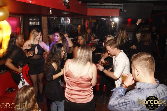 Barcode Saturdays Toronto Orchid Nightclub Nightlife Bottle Service Ladies Free Hip Hop Party  017