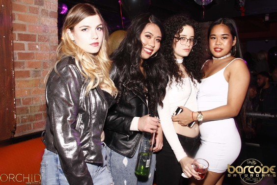 Barcode Saturdays Toronto Orchid Nightclub Nightlife Bottle Service Ladies Free Hip Hop Party 004