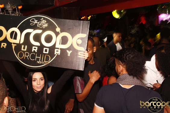 BARCODE SATURDAYS TORONTO ORCHID NIGHTCLUB BOTTLE SERVICE LADIES FREE HIP HOP 019