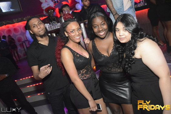 Fly Fridays @ Luxy Nightclub