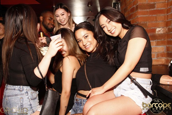 Barcode Saturdays Toronto Orchid Nightclub Bottleservice Ladies Free Hip Hop 000
