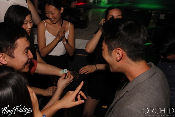 Fridays Orchid nightclub Toronto Nightlife Bottle Service 003