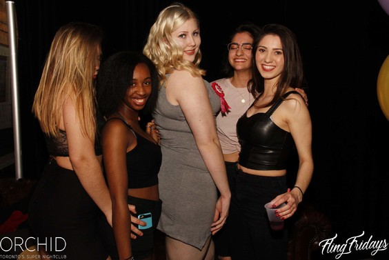 Fridays Orchid Nightlub Toronto Nightlife Bottle Service 009