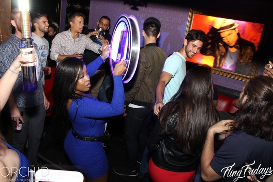 Fridays Orchid Nightclub Toronto Nightlife Bottle service 006