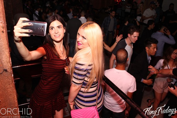 Fridays Orchid Nightclub Toronto Nightlife Bottle service 011