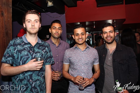 Fridays Orchid Nightclub Toronto Nightlife Bottle service 018