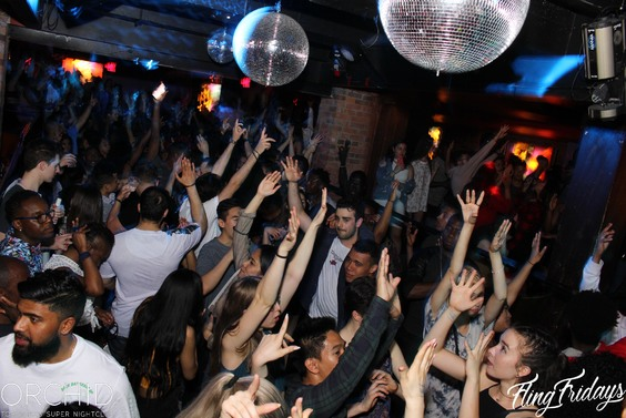 Fridays Orchid Nightclub Toronto Nightlife Bottle service 026