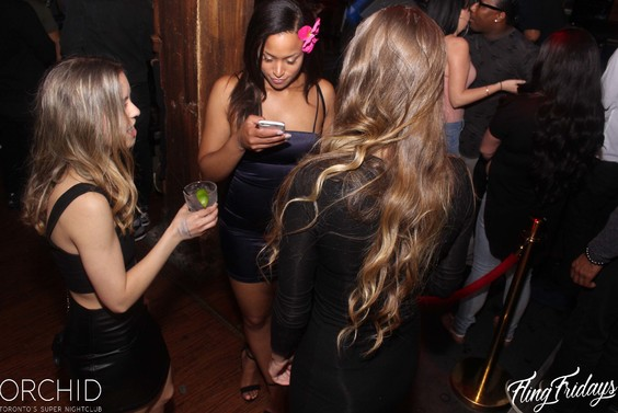 Fridays Orchid Nightclub Toronto Nightlife Bottle Service 023