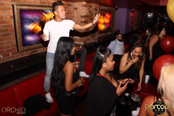 Barcode Saturdays Toronto Orchid Nightclub Nightlife Bottle Service Ladies Free Hip Hop 014