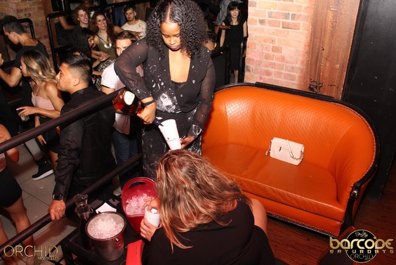 Barcode Saturdays Toronto Orchid Nightclub Nightlife Bottle Service Ladies Free Hip Hop 042