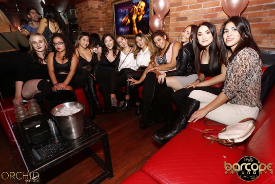 Barcode Saturdays Toronto Orchid Nightclub Nightlife Bottle Service Ladies Free Hip Hop 005