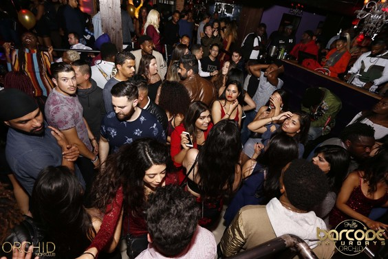 Barcode Saturdays Toronto Orchid Nightclub Nightlife Bottle Service Ladies Free Hip Hop 008
