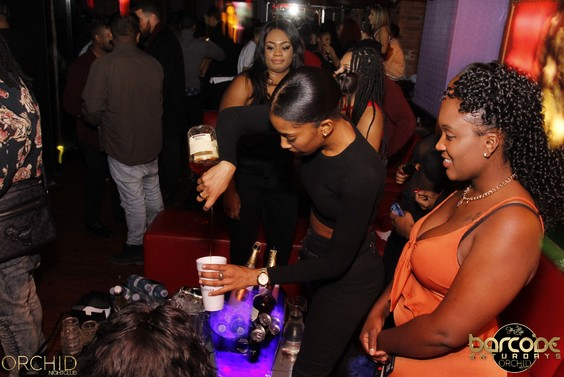 Barcode Saturdays Toronto Orchid Nightclub Nightlife Bottle Service Ladies Free Hip Hop 036