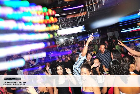 Traffik Saturdays inside Traffik Night Club