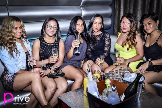 Experiene Fridays inside Crown Lounge