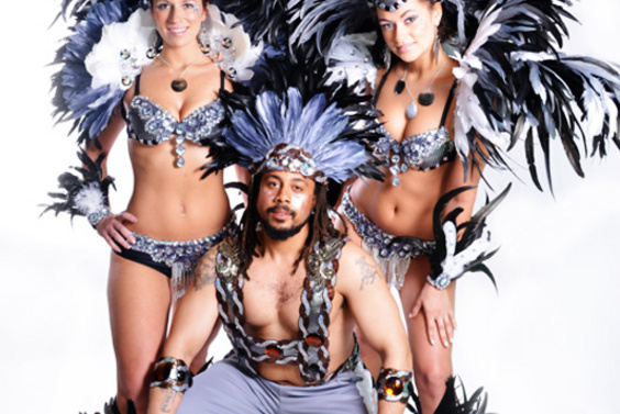 Tribal Carnival Presents Beauty and Nature