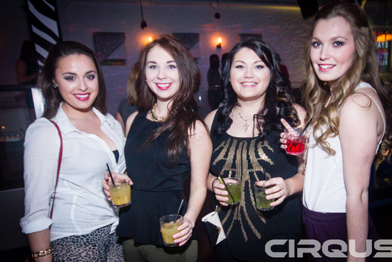 Cirqus Fridays