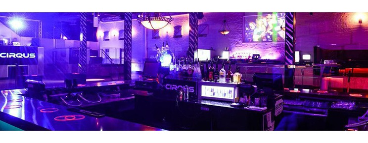 CIRQUS Bar and Lounge