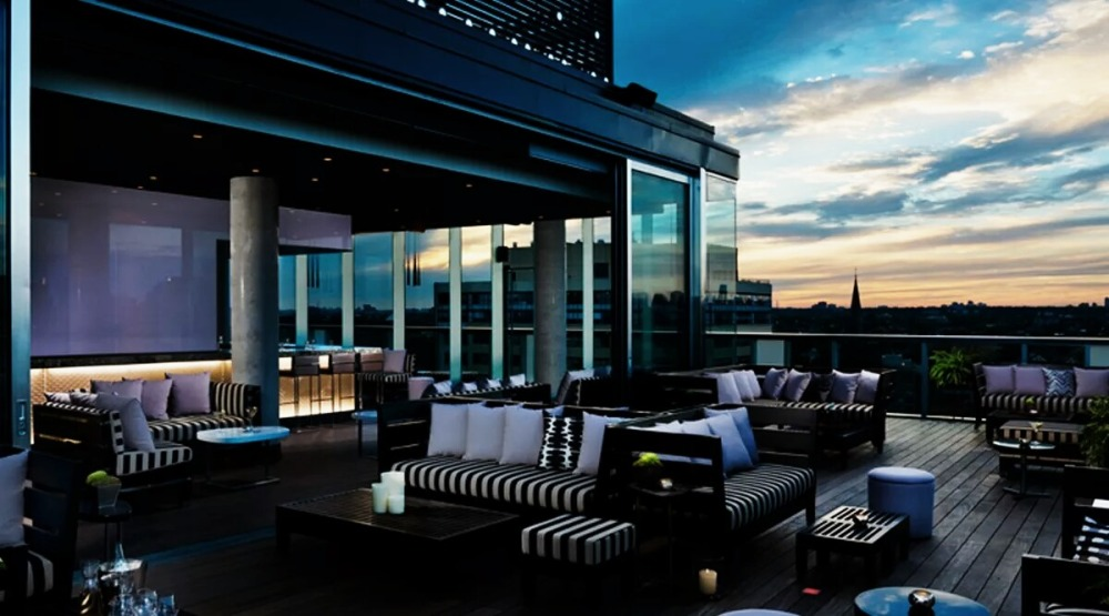 Thompson Hotel Rooftop Special Event Les Printemps Fri