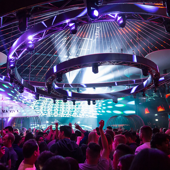 Top 10 Nightclubs In Toronto