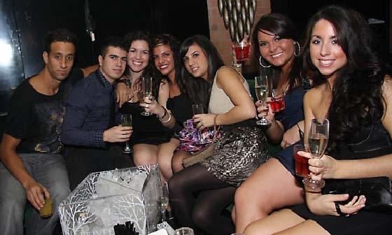 Tryst nightclub toronto
