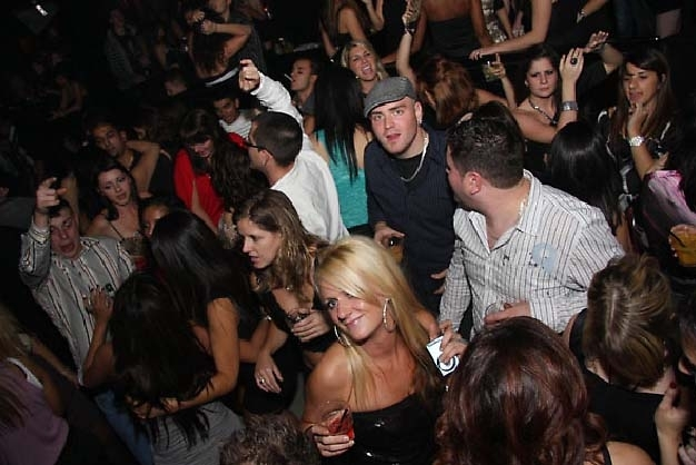Congratulate, magnificent Tryst nightclub toronto