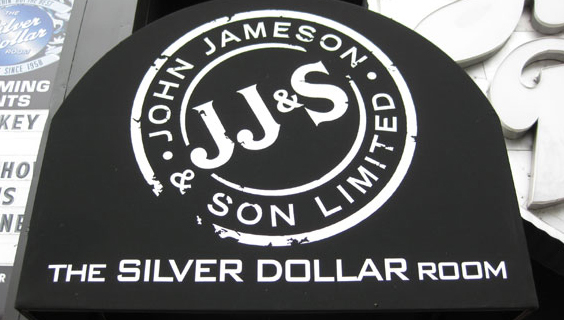 The Silver Dollar Room