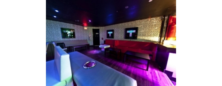 Traffik Nightclub & Palms patio