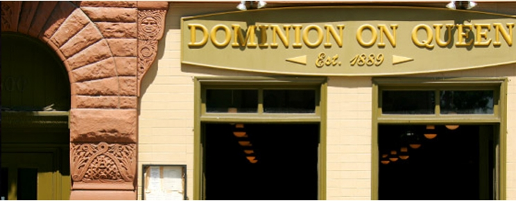Dominion on Queen