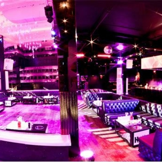 Maison Mercer Nightclub